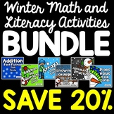 Christmas Activities $$$ Savings BUNDLE for Second Graders