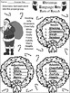 Christmas Worksheet Activities: Christmas Language Arts Activity Packet