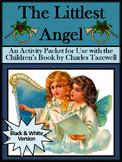 Christmas Language Arts Activities: The Littlest Angel Christmas Activities - BW