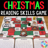Christmas Activities {Reading Comprehension Questions and Passages}