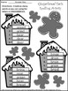 Christmas Activities: Gingerbread Facts Christmas Reading Activities