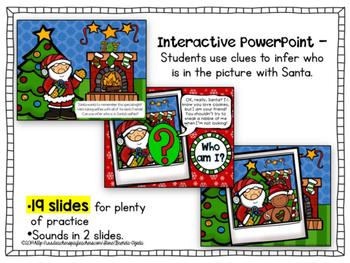 Christmas Activities: Making Inferences Bundle