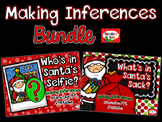Christmas Activities: Making Inferences Bundle