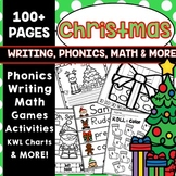 Christmas Activities Kindergarten