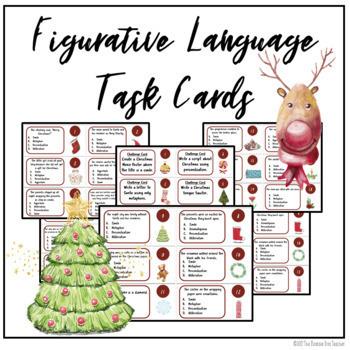 Figurative Language:Christmas