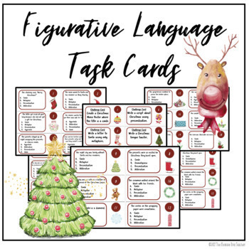 Figurative Language:Christmas