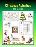 Christmas Activities (3rd Grade)