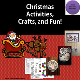 Christmas Activities and Crafts