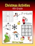 Christmas Activities (4th Grade)