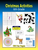 Christmas Activities (6th Grade)