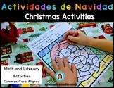 Christmas Activities (Spanish)