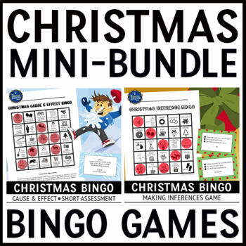 Christmas Bingo Bundle