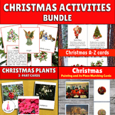 Christmas Montessori Activities Bundle