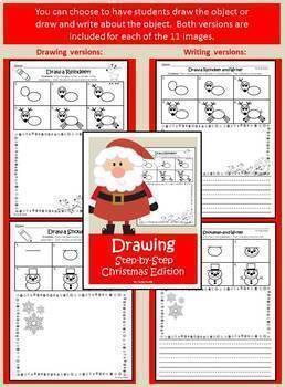 Christmas Activities Bundle (Kindergarten, Holiday Activities)