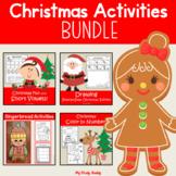 Christmas Activities Bundle (Kindergarten)