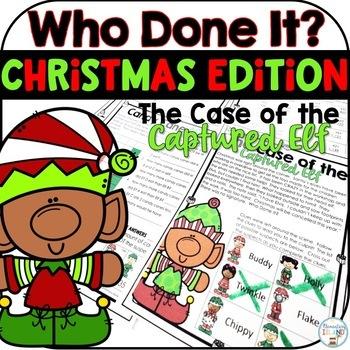 Christmas Activities | Christmas Math Worksheets Skills Review