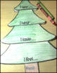 Christmas Activities- Christmas Writing Interactive Sense Poem