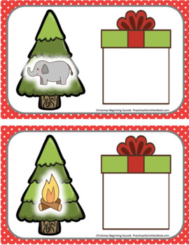 Christmas Activities Early Learning Bundle