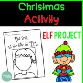 """Christmas Activities   """"Elf""""ie"""