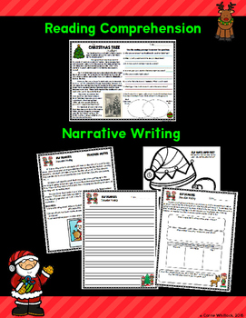 Christmas Activities - Five Subjects, One Day!