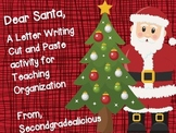 Christmas Sequencing Activities