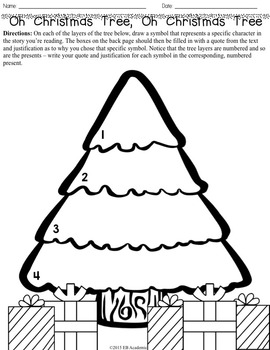 Christmas Activities FREE Resource for Middle School