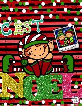 Christmas Activities ~ French ~ C'est Noël!
