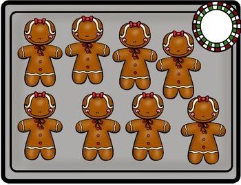 Christmas Activities ~ Gingerbread Fun!