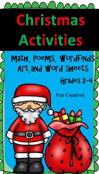 Christmas Activities-22 Pages