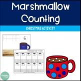 Christmas Activities   Marshmallow Count