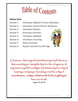Christmas Activities Mega-Packet