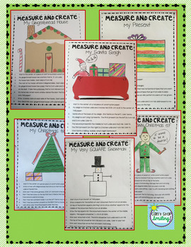 Christmas Activities 2nd Grade Bundle:  Christmas Writing
