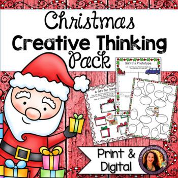 Christmas Activities Pack: 20 Christmas Literacy Activities