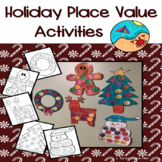 Christmas Activities: Place Value Projects