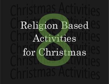 Christmas Activities (Religious)