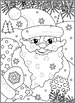 Christmas Activities: Santa Find the Differences and Coloring Page
