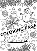 Christmas Activities: Santa's Sack Find the Differences and Coloring Page