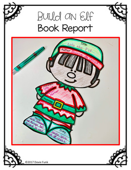 Christmas Story Elements Book Reports