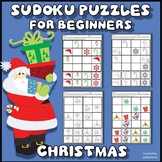 Sudoku Puzzles for Beginners - Christmas Activities