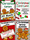 Christmas Activities and Printables: Bundle