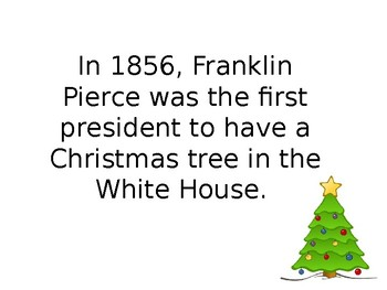 Christmas Activities and Trivia