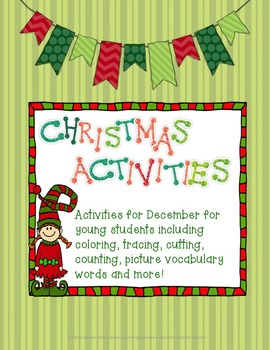 Christmas Activities for Early Childhood