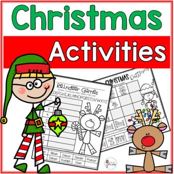 Christmas Activities for K-2
