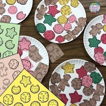 Christmas Activities for Kindergarten!