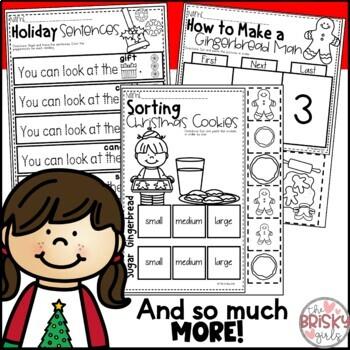 Christmas Activities for Preschoolers (and Kindergartners)