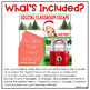 Christmas Activities for Upper Elementary | THREE RESOURCES IN ONE