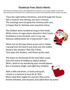 Christmas Activities for the ELA Classroom