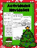 Christmas Activities in Spanish and English - Dual Instruction