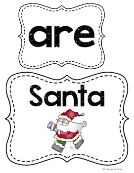 Christmas Theme Independent Writing Practice