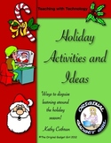 Christmas Activities using Multiple Intelligences and Technology
